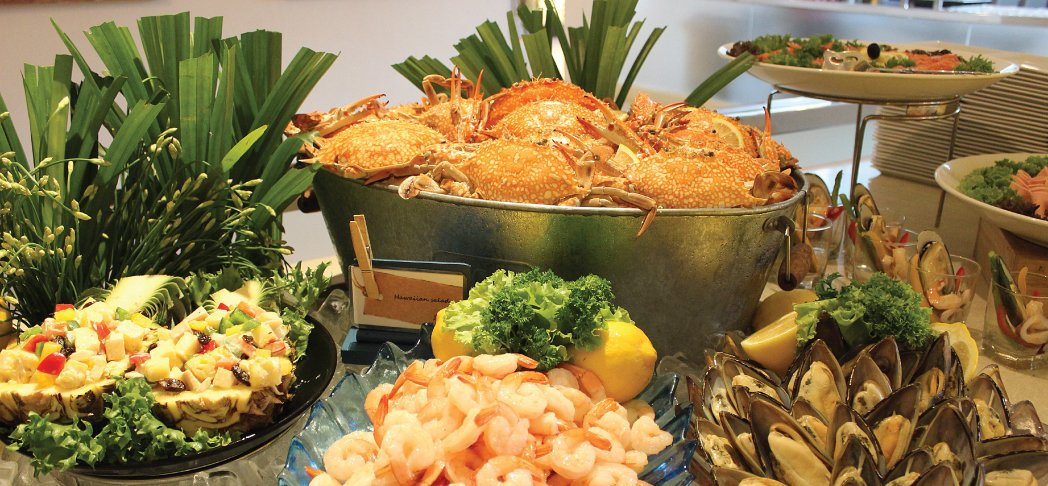 Extra-value Extravaganza Buffet at Dusit Princess Srinakarin Bangkok