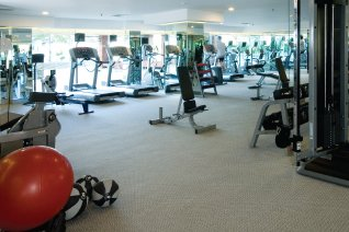 Enjoy working out and SAVE over 60% at DFiT Fitness Centre & Pool, Dusit Thani Manila
