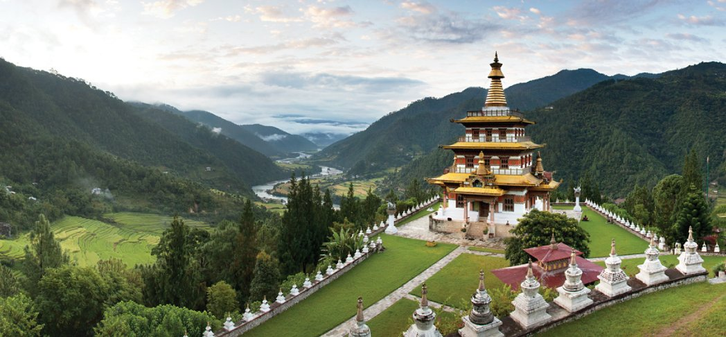 The ultimate Bhutan experience is here
